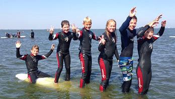Wassersportcamps